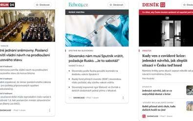 Google začíná platit prvním českým vydavatelům, uvádí Showcase