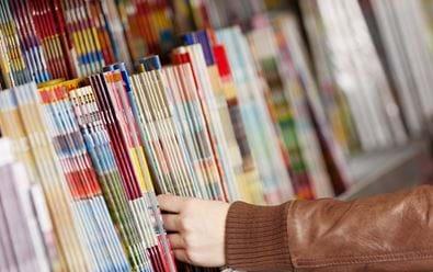PNS: Prodeji tisku v létě pomohly malé prodejny