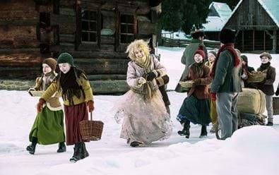 ČT o Vánocích: Pohádka O vánoční hvězdě nebo film Božena