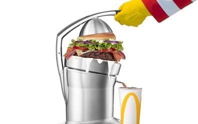 McDonald's draží v aukci NFT dílo od TMBK