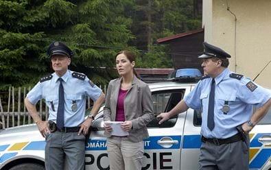 Policie Modrava byla v pátek nad úrovní 1,3 mil. diváků