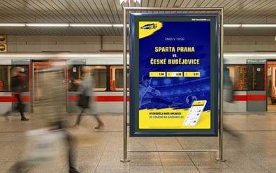 MetroZoom uvedla dynamickou OOH reklamu