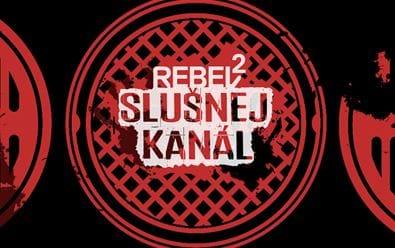 TV stanice Rebel 2 Slušnej kanál vypíná vysílání