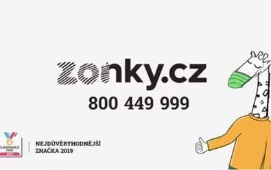 Nejvíce prostoru pro reklamu s Covid-19 využilo Zonky