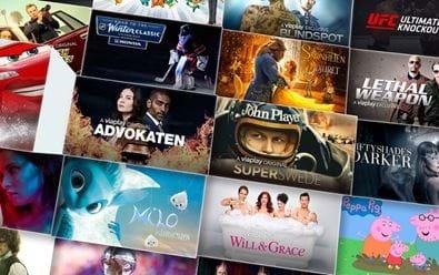 Video služba Viaplay vstoupí do dalších pěti zemí