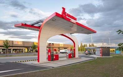 Benzina modernizuje svůj koncept samoobslužných stanic
