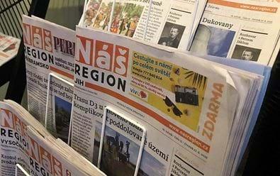 A 11 pokryla titulem Náš region republiku, má i rádia