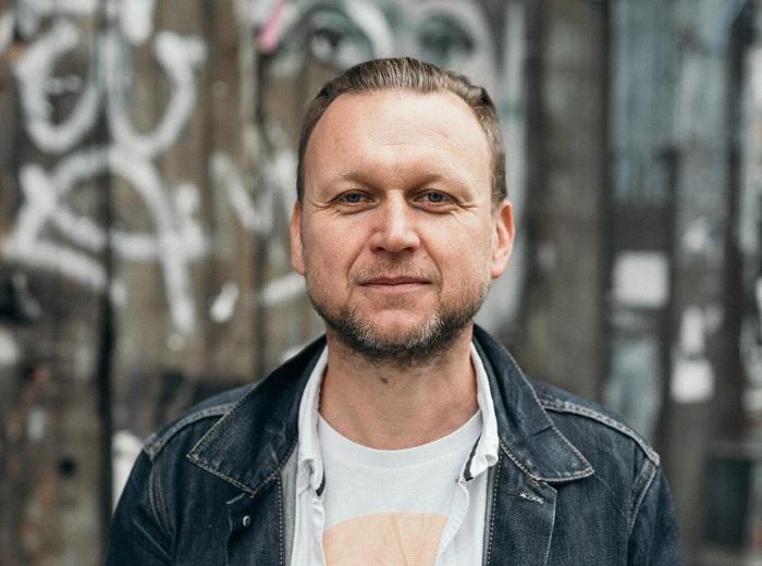 David Suda, nový předseda Art Director Club, foto: Lukáš Neasi