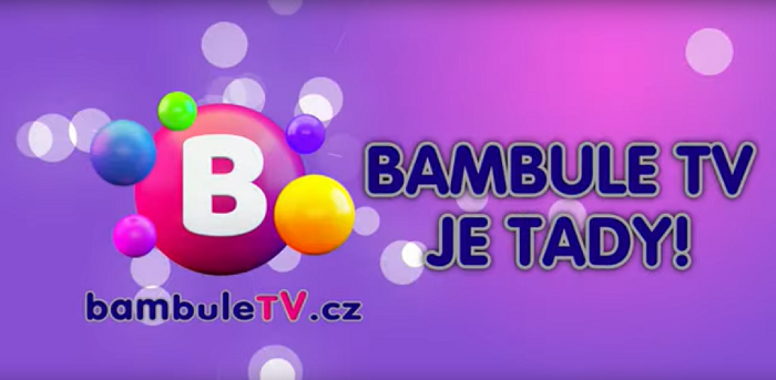 Bambule TV je zdarma a cílí na děti do desti let. Zdroj: Youtube Bambule TV