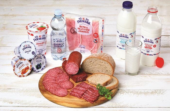Do konce roku chce Kaufland nabídnout až 85 produktů pod značkou K-Jarmark. Zdroj: Kaufland