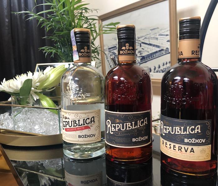 Stock Plzeň-Božkov uvádí novinku – rum Republica Reserva, foto: MediaGuru.cz.