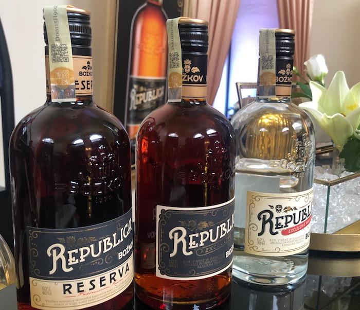 Republica Reserva se letos přidala k loni uvedenému rumu Republica Exclusive, foto: MediaGuru.cz.