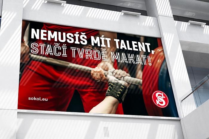 Ukázka billboardu, zdroj: Dynamo design