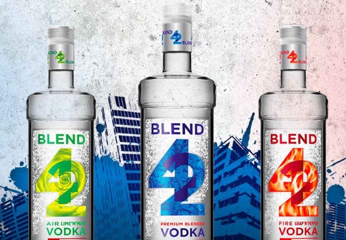 Zdroj: Blend 42 Vodka