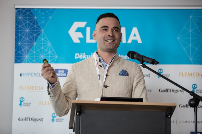 Daniel Mansour, foto: Flemedia