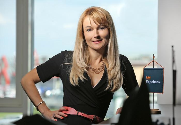 Kateřina Petko, Head of Marketing & Communications Expobank CZ, zdroj: Expobank CZ