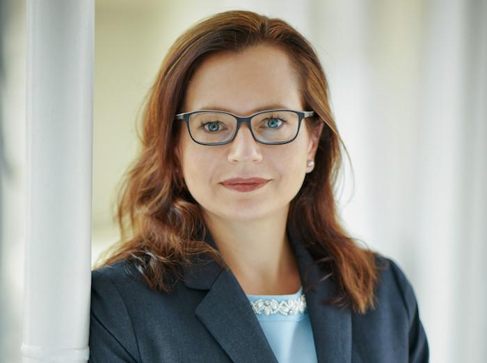 Veronika Němcová, nová ředitelka komunikace Siemens ČR, zdroj: Siemens ČR