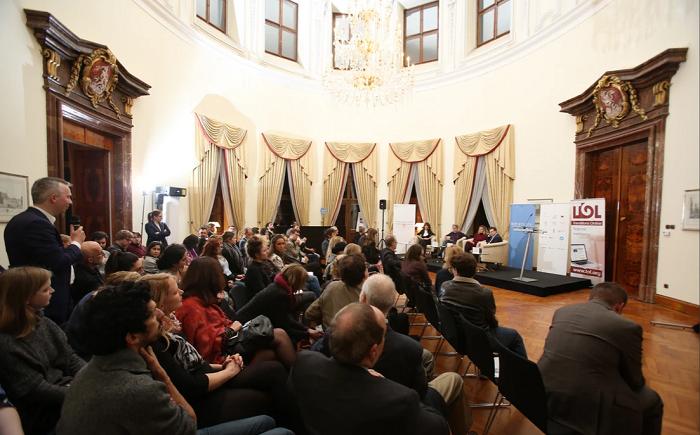 Prague Media Point 2018