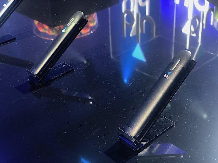 Imperial Brands uvádí na český trh e-cigaretu Blu, foto: MediaGuru.cz.
