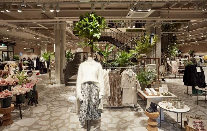 H&M testuje různé koncepty prodejen. Zdroj: H&M