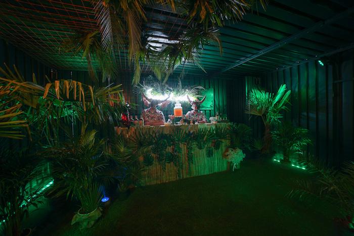 V uzavřené instalaci se ukrývá filipínská džungle Sugarlandia, zdroj: UPB.