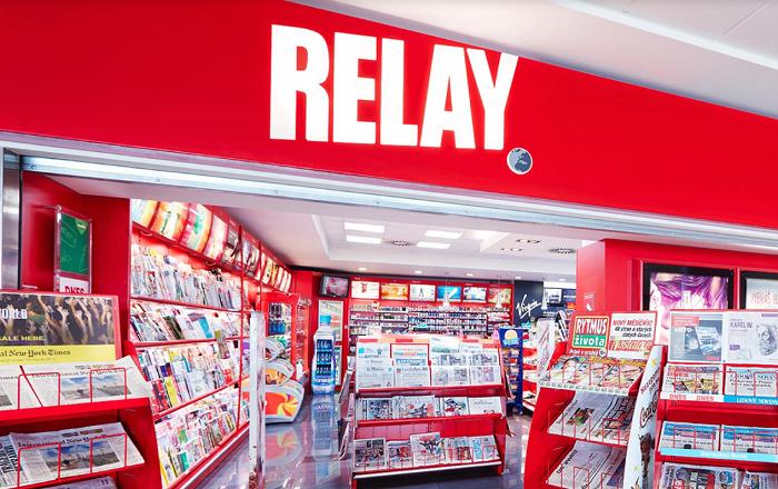 Kontrakt na sedm obchodů Relay získalo Lagardere Travel Retail na 5 let, zdroj: web Lagardere Travel Retail.