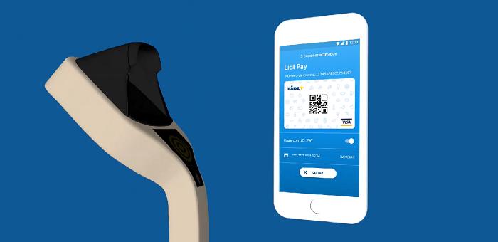 Nová platební aplikace Lidl Pay funguje přes věrsnotní program Lidl Plus, zdroj: web Lidl Španělsko.