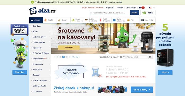 Alza.cz (2019)