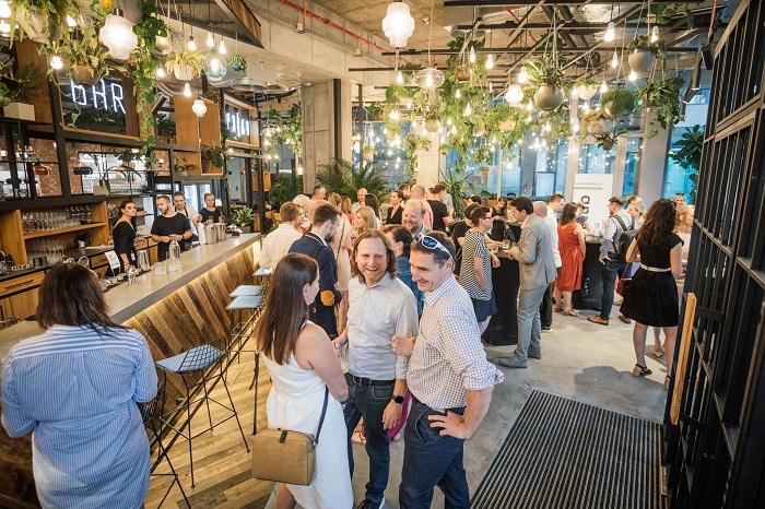 Letní neformální setkání PR Klubu se konalo v karlínské restauraci Spojka, zdroj: PR Klub.