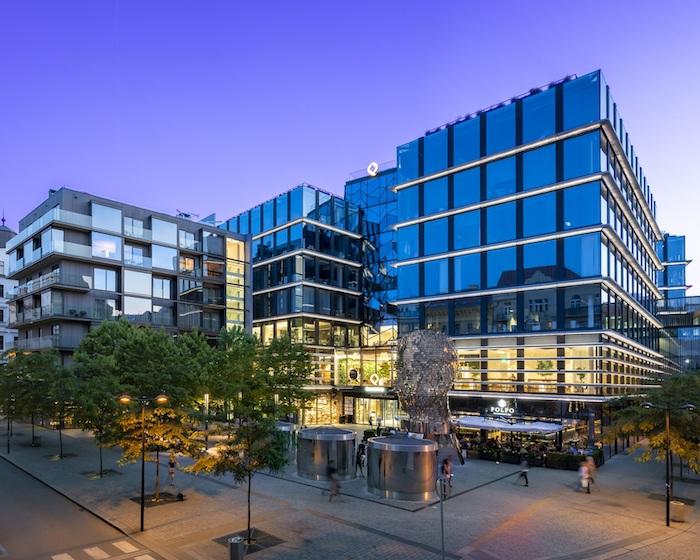 Obchodní centrum Quadrio, zdroj: CPI Property Group