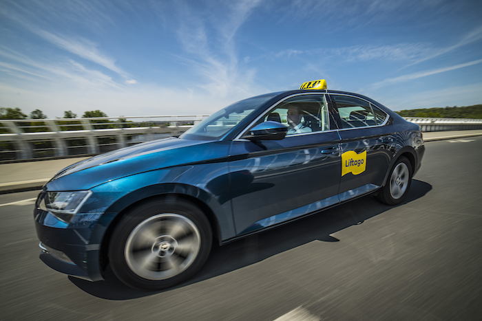 Kromě taxi služeb nabízí Liftago nově i systém ke sdílení doručovacích a přepravních služeb, zdroj: Liftago.