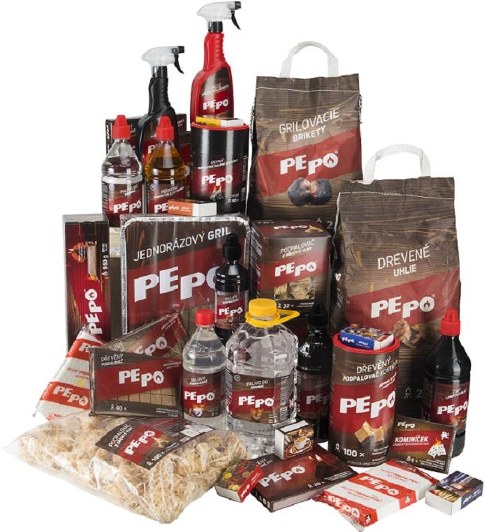 Výrobky Pe-Po tvoří klíčovou produktovou řadu Severochemy a představují zhruba polovinu obratu, zdroj: Severochema.