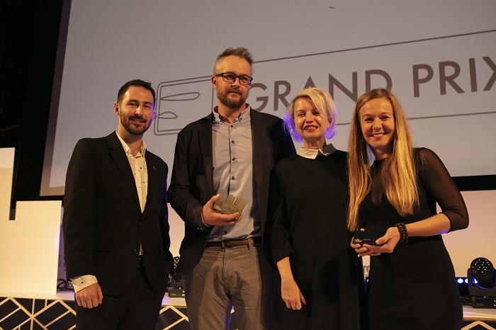Zlatá Effie sociální ekologický kulturní marketing a Grand Prix Effie 2019 BeefBrothers + Ewing PR pro Českou asociaci pojišťoven