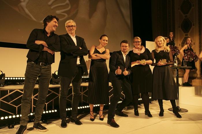 Zlatá Effie potraviny VCCP Praha pro Albert