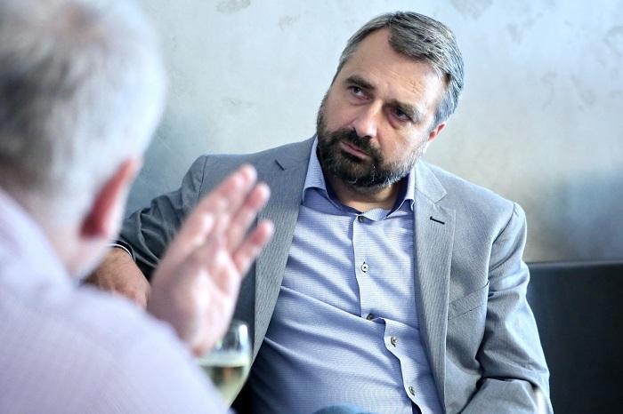 Vladimír Pořízek, foto: Media Club