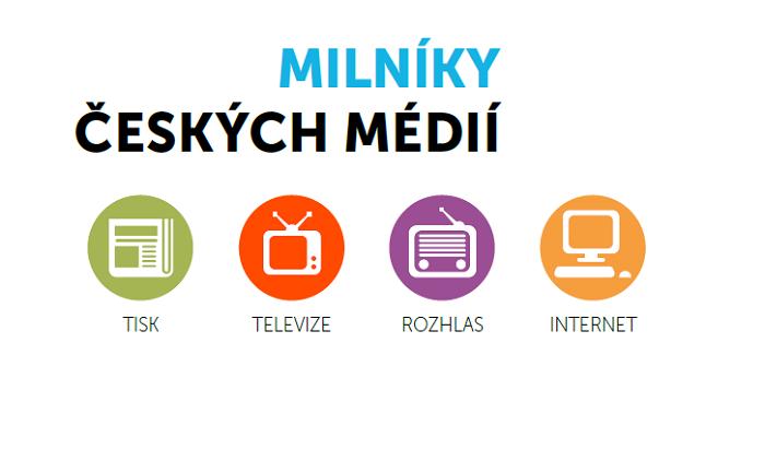 Infografika: Milníky českých médií 1989-2019