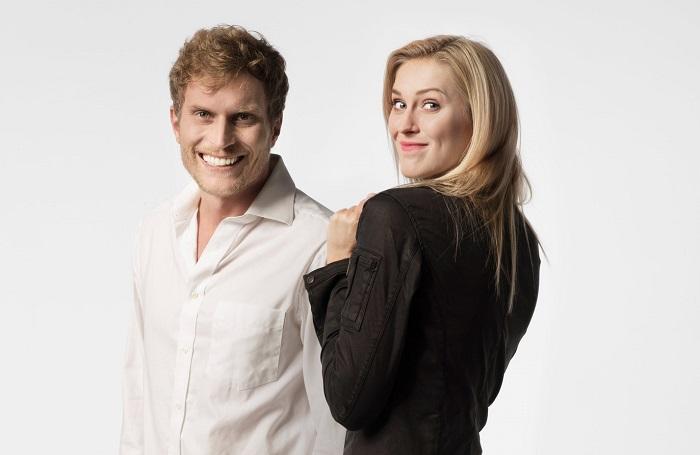 Tomáš Zástěra a Zorka Hejdová, foto: Evropa 2