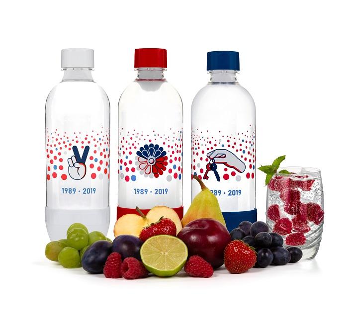 Revoluční edice lahví SodaStream, zdroj: SodaStream