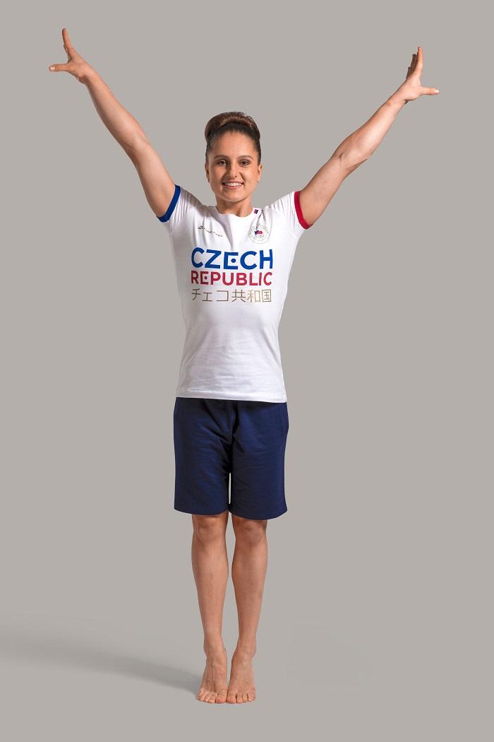 Jedním z odhalených prvků olympijské kolekce je tričko, zdroj: Alpine Pro.