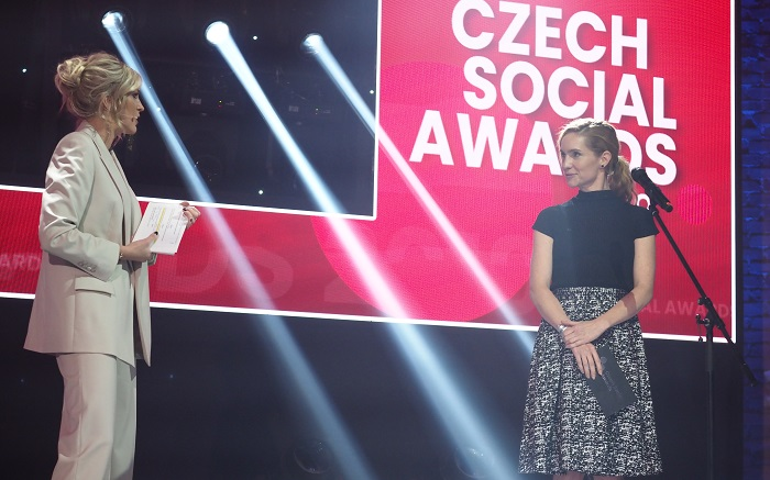 Foto:  Czech Social Awards 2019