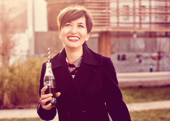 Kateřina Krčová, zdroj: Coca-Cola