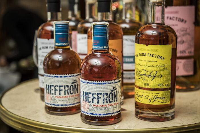 Vlastní značku panamského rumu Heffron uvádí Palírna U Zeleného stromu, zdroj: Palírna U Zeleného stromu.
