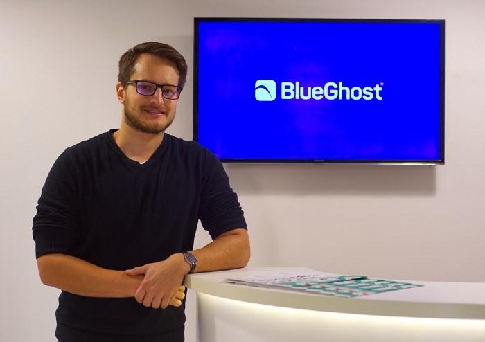Václav Dušek, zdroj: Blue Ghost