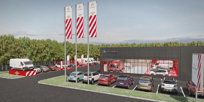 La Manufacture Citroën, zdroj: Citroën