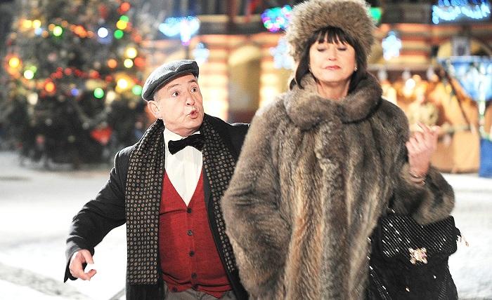 Vánoční Kameňák, zdroj: TV Nova