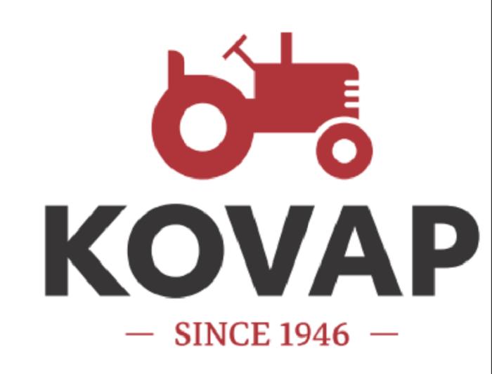 Nové logo chce firma oficiálně představit v lednu na veletrhu hraček v Norimberku, zdroj: FB Kovap