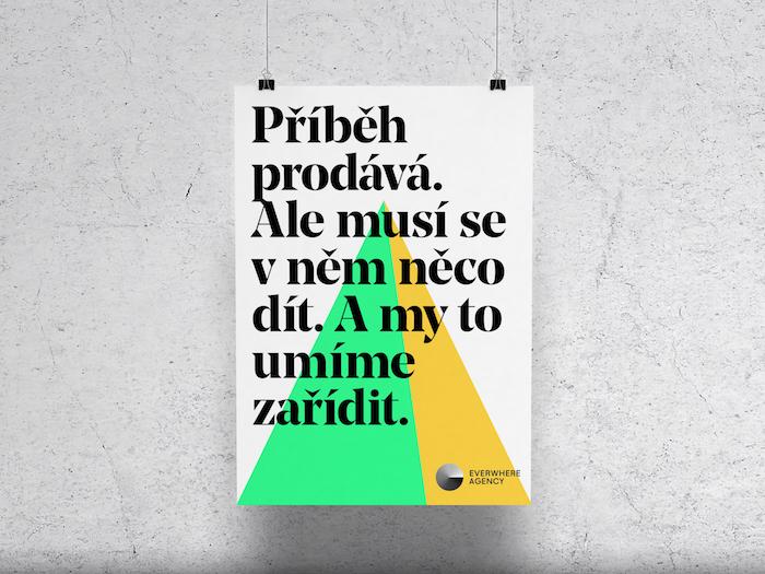 Vizualizace jednoho z plakátů, zdroj: Pavel Fuksa