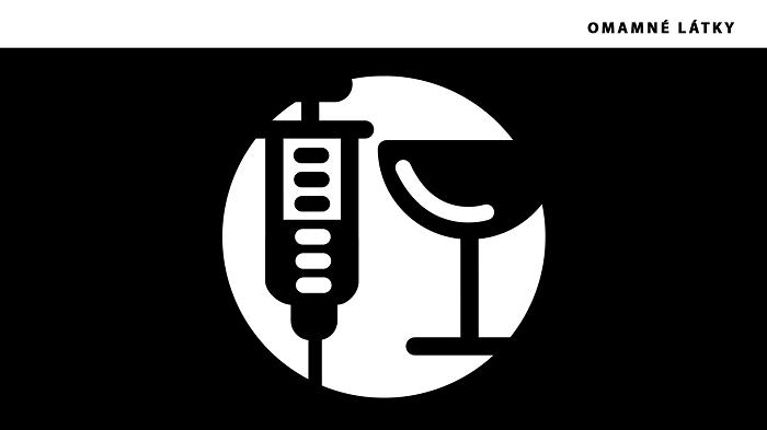 ikona omamné látky
