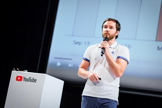 Analytik projektu AdMeter agentury Median Josef Fišer, foto: Google ČR