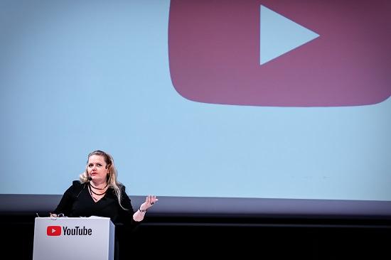 Ředitelka pro agenturní sektor Google ČR Vanda Wolfová, foto: Google ČR